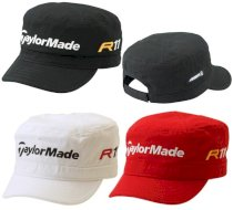 Taylormade Golf Japan 2012 Spring Summer Model Gear Logo De Gaulle Cap