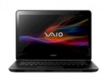Sony Vaio Fit 14E SVF-1421QSG/B (Intel Core i3-3217U 1.8GHz, 2GB RAM, 750GB HDD, VGA Intel HD Graphics 4000, 14 inch, Windows 8 64 bit)