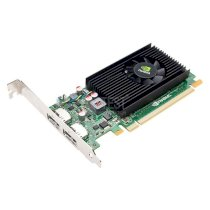 NVIDIA NVS 310 for Display Port 512MB 64-bit DDR3 PCI Express 2.0 x16 HDCP Ready Workstation Video Card - Full Box