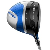 Cobra AMP Cell Blue Driver Adjustable Loft Golf Club