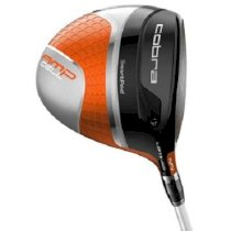Cobra AMP Cell Orange Driver Adjustable Loft Golf Club