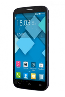 Alcatel One Touch Pop C9 (One Touch 7047D) Black