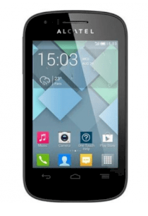 Alcatel One Touch Pop C1 (One Touch 4015D) Black