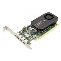 NVIDIA NVS 510 for DisplayPort 2GB 128-bit DDR3 PCI Express 3.0 x16 HDCP Ready Workstation Video Card - Full Box