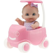 8.5 inch Lil' Cutesies Doll with Buggy