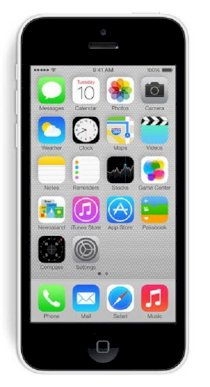 Apple iPhone 5C 8GB White (Bản Unlock)