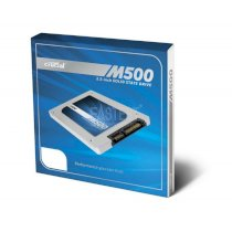 Crucial SSD 480GB M500 2.5inch 7mm SATA III with Adapter Retail