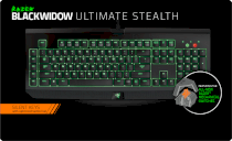 Razer Blackwidow Ultimate Stealth 2014