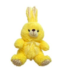 Tickles Bunny Yellow Soft Toy - 30 cm