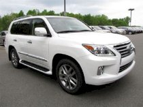 Lexus LX570 5.7 AT 2014
