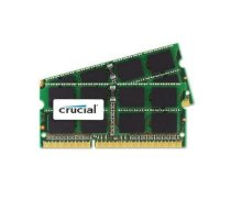 Crucial DDR3 - 8GB (2x4GB) - bus 166MHz - PC3-8500 kit (CT2K4G3S1067M)