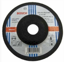 Đĩa mài (High Speed) 6x100mm Bosch 2608603686