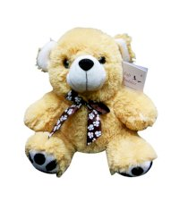 Softbuddies Brown Bear - 30 cm