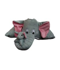 Tickles Elephant Cushion - 30 cm
