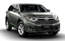 Toyota Kluger GXL 3.5 AT AWD 2014
