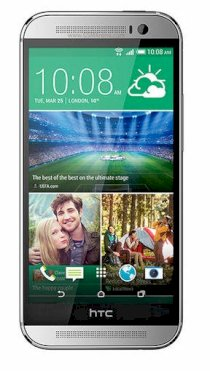 HTC One (M8) (HTC M8/ HTC One 2014) 16GB Silver EMEA Version