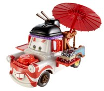 Disney / Pixar Cars Movie 1:55 Die Cast Car Oversized Vehicle Kabuki Mater [Maters 3/6]