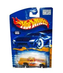 Hot Wheels Turbo Taxi Series 3 57 T Bird Large Side Window