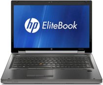 HP EliteBook 8760w (LW871AW) (Intel Core i7-2620M 2.7GHz, 4GB RAM, 500GB HDD, VGA NVIDIA Quadro FX 3000M, 17.3 inch, Windows 7 Professional 64 bit)