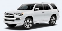 Toyota 4Runner Limited 4.0 4x2 AT 2014