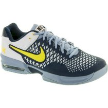Nike Air Max Cage Men's White/Sonic Yellow/Armory Navy/Light Armory