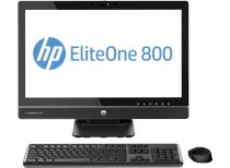 Máy tính Desktop HP All In One EliteOne 800 G1 (F7B90PA) (Intel core i7-4770S 3.1Ghz, Ram 8GB, HDD 1TB, AMD Radeon HD 7650A 2GB, Win 8, Màn hình LCD 23inch)