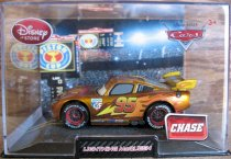 Disney Cars Disney Store Exclusive Chase Gold Lightning McQueen