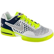 Nike Air Max Cage Men's Brave Blue/White/Volt/Dusty Gray