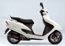 Vỏ nhựa Honda Spacy 125cc