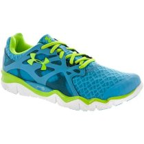 Under Armour Micro G Monza Women's Pirate Blue/Hyper Green/White