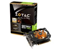 ZOTAC GTX-750 Ti (NVIDIA GEFORCE GTX 750 Ti, 1GB DDR5, 128 bit, PCI Express 3.0)