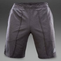 Adidas Andy Murray Barricade Shorts - Dark Grey Heather