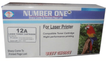 HỘP MỰC NUMBER ONE HP 12A Q2612A