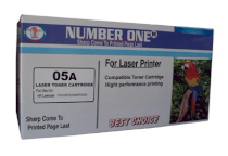 HỘP MỰC NUMBER ONE HP 05A CE505A