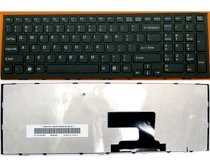 Keyboard Sony Vaio VPC EH Black