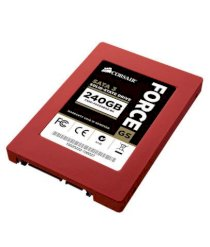 Corsair Force Series GS 240GB SATA 3 6Gb/s Solid-State Hard Drive (CSSD-F240GBGS-BK)