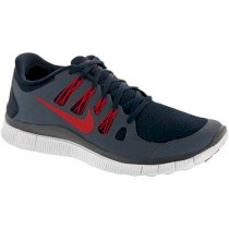 Nike Free 5.0+ Men's Armory Navy/Armory Slate/White/Red