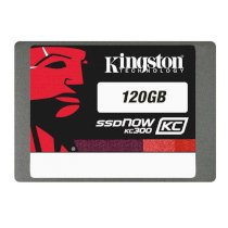 Kingston SSDNow KC300 120GB - 2.5 inch - SATA III