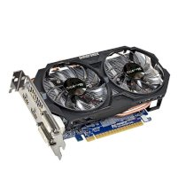 Gigabyte GTX 750 Ti WindForce OC 2GB (NVIDIA GeForce GTX 750, GDDR5 2GB, 128bit)