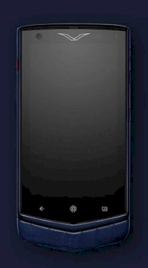 Vertu Constellation 2013 (RM-851V) Pure Navy Alligator