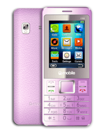 Q-Mobile C350 Pink
