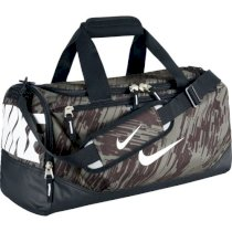 Nike Team Training Max Air Small Graphic Duffle Bag