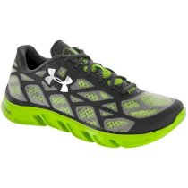 Under Armour Spine Vice Men's Charcoal/Hyper Green/Metallic Silver