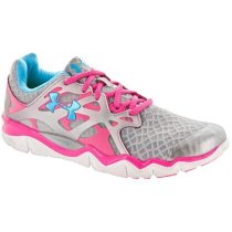 Under Armour Micro G Monza Women's Silver/Pinkadelic/Pirate Blue
