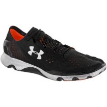 Under Armour SpeedForm Apollo Men's Black/Metallic Silver