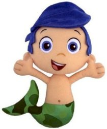 Fisher-Price Nickelodeon Bubble Guppies Friends Gil Plush