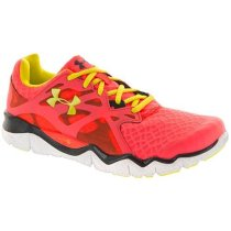 Under Armour G Monza Women's Electric Tangerine/White/Flashlight