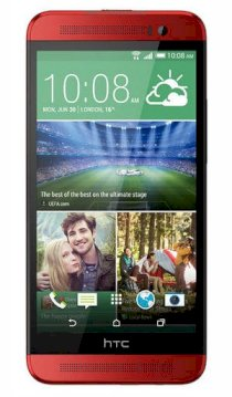 HTC One (E8) Ace Red
