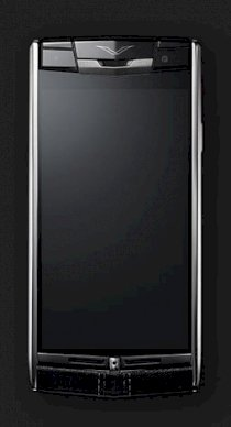 Vertu Signature Touch (RM-980V/ RM-980C) Jet Leather