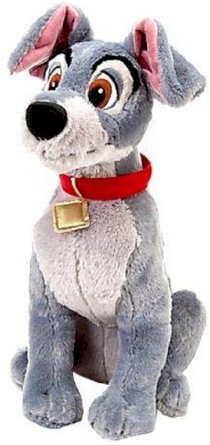 Lady and the Tramp: Tramp Plush -- 16'' H